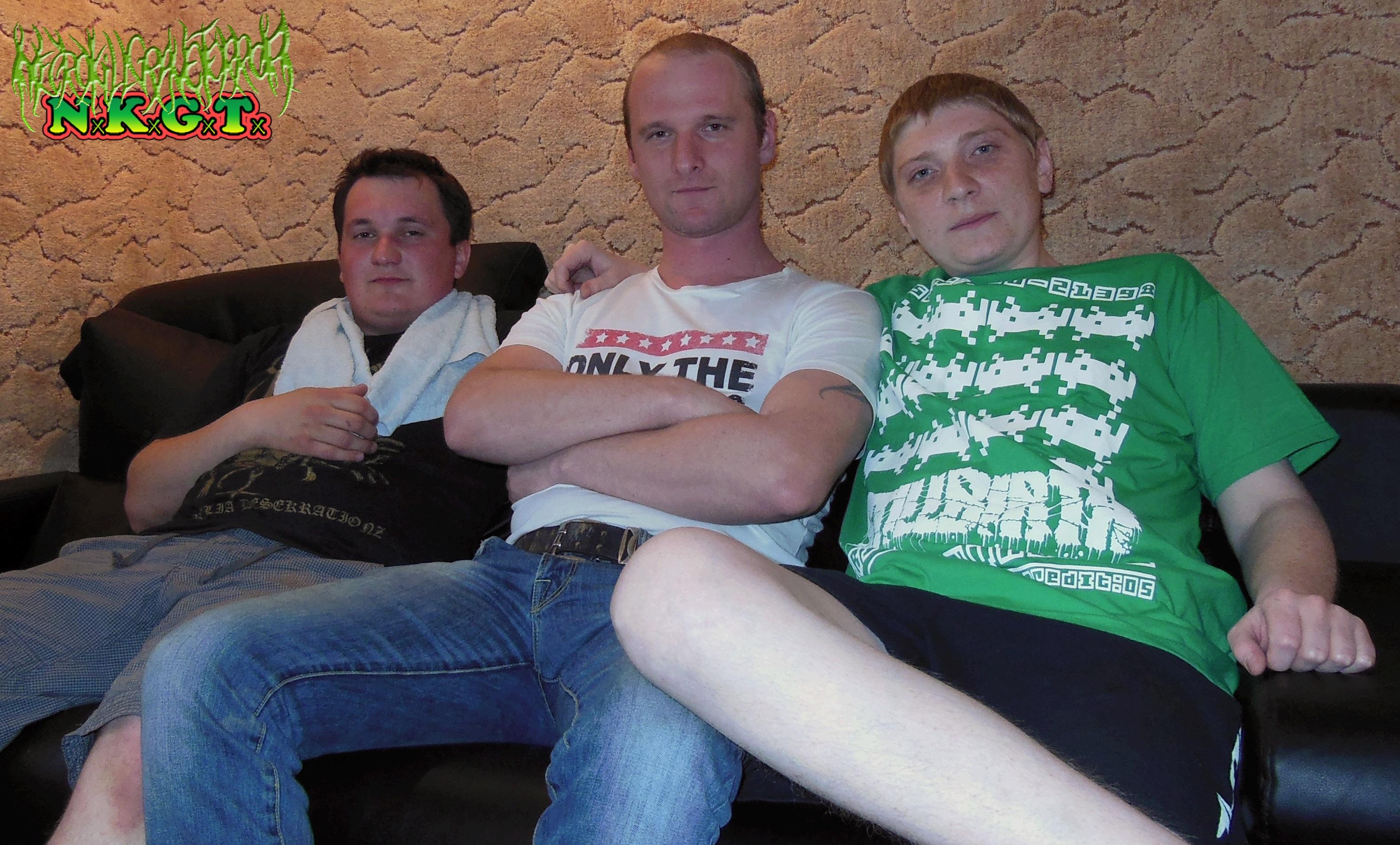 """NxKxGxTx 2013 (L2R Mishka, Mifod & Alex """"Zooz"""""""